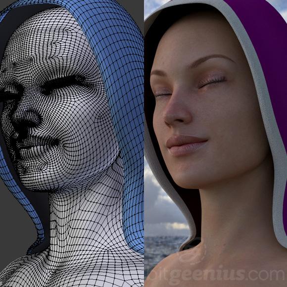 fotografia 3D en bitgeenius.com